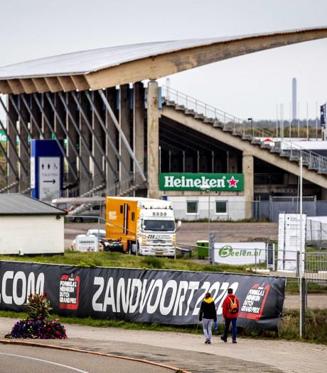 '100.000 bezoekers F1-race Zandvoort op de fiets naar circuit'