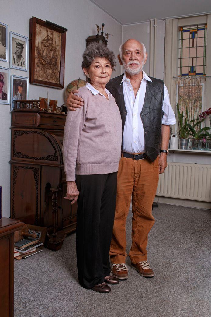 Lambert en Nancy Duys beleefden in 1976 samen met hun zoon Björn bange uren tijdens de vliegtuigkaping waaraan op de luchthaven van Entebbe een gewelddadig eind kwam.