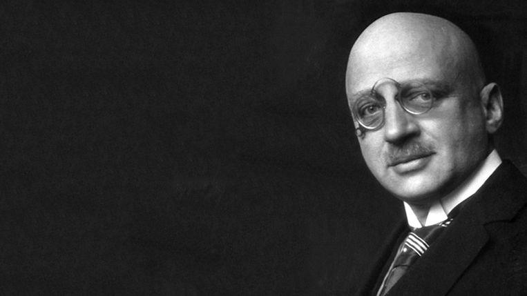 Gifgassen waren in de ogen van Fritz Haber humaan, omdat ze de oorlog konden bekorten. Beeld -