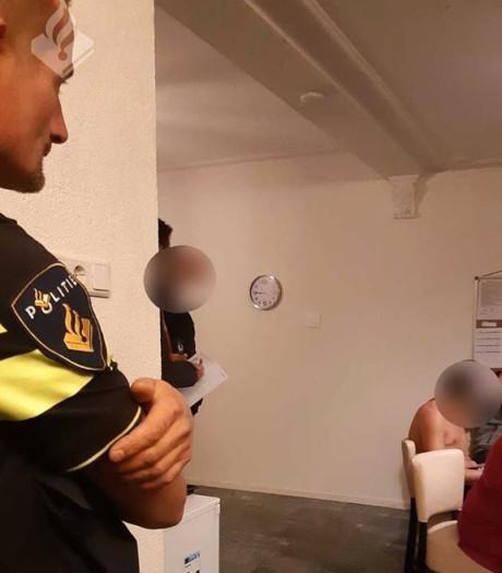 Twaalf personen woonden zonder inschrijving op adres in gemeente Veldhoven: één aanhouding