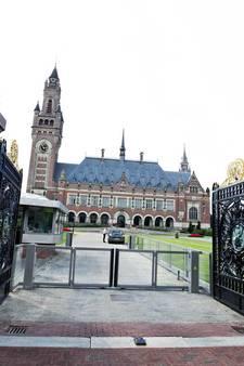 Den Haag nog één dag in het teken van de vrede