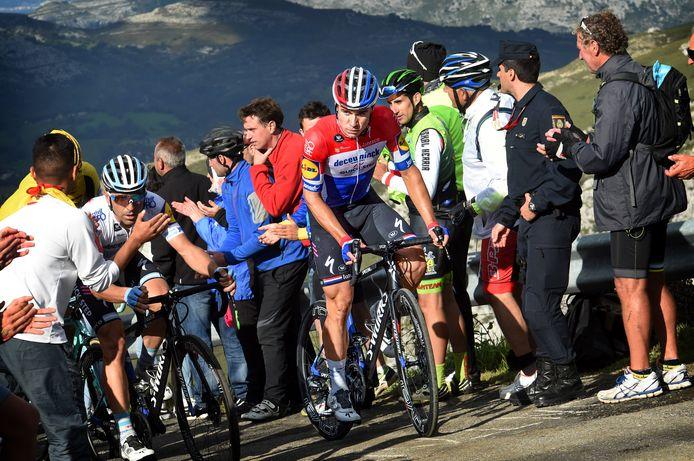 Fabio Jakobsen heeft de bergetappes goed doorstaan.