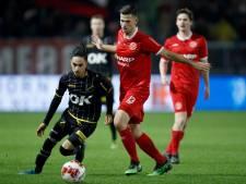Bart Meijers geniet in Almere: 'Maar NAC mag me altijd bellen'