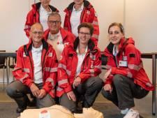 Kijkje in keuken van de hulpverleners jubilerend Rode Kruis Haaksbergen