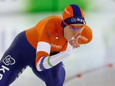 Wüst wint 1500 meter met nipte voorsprong op Leenstra
