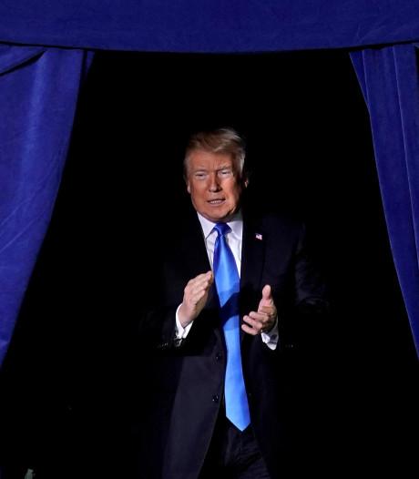 Trump: klimaatverandering toch geen hoax, maar verandert vanzelf weer terug