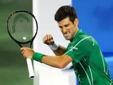 """Novak Djokovic: """"Je pense que je peux battre le record de victoires en Grand Chelem"""""""