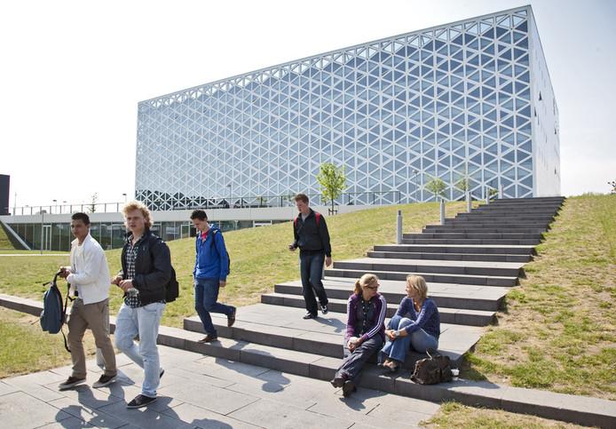 Christelijke Hogeschool Windesheim in Zwolle.
