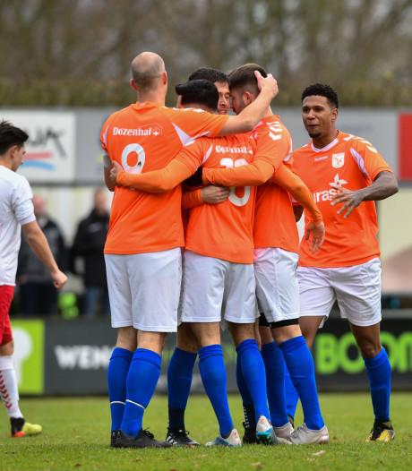 Huenestein kiest nu wel voor FC Horst en verlaat Nunspeet