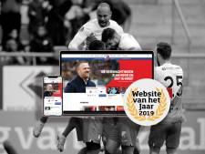 FC Utrecht en PSV in de prijzen bij website-awardshow