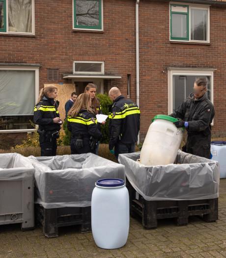 Opnieuw drugslab in Eemnes, nu in rijtjeshuis van hecht volksbuurtje: 'Een rare gewaarwording'
