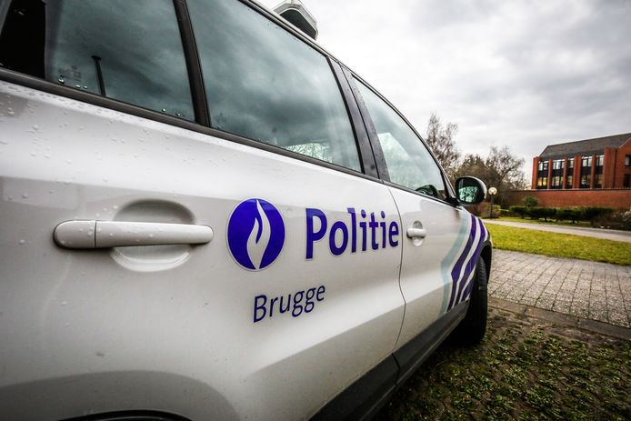 De politie van Brugge.