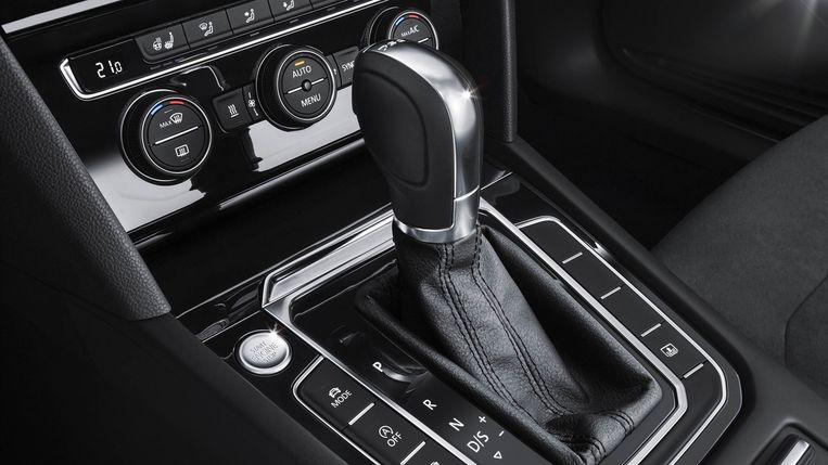 Een DSG-automaat in een Volkswagen Arteon.