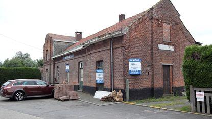 Oud station te koop voor minstens 220.000 euro