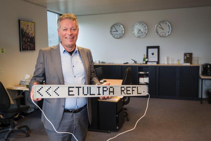 Etulipa-oprichter Hans Feil.