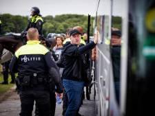 Politie gaat beelden van relschoppers op Malieveld vrijgeven