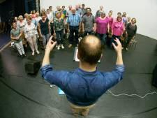 Samen zingen blijkt populaire vrijetijdsbesteding in Zoetermeer