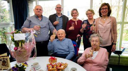 Jos Dens gevierd voor zijn 101ste verjaardag
