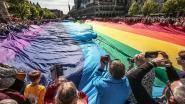 Kaprijke laat vredesvlag wapperen