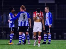Fout van TOP Oss-doelman Geens wordt afgestraft door FC Eindhoven
