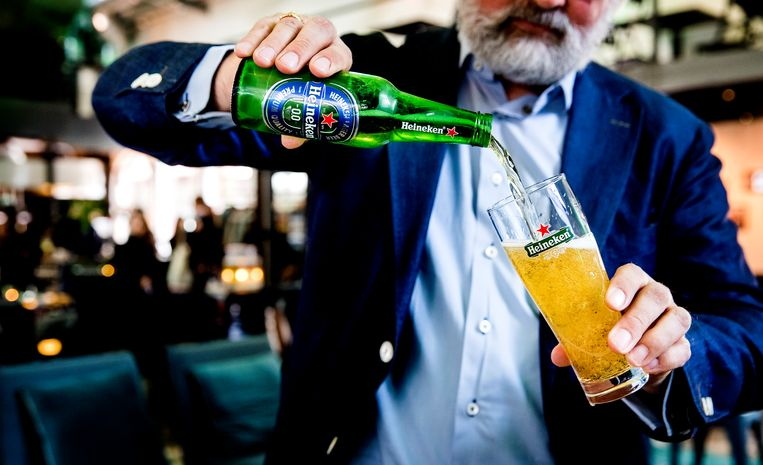Heineken is 'bierpartner' van EK voetbal 2020