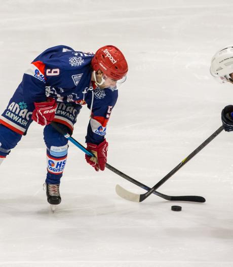 Devils vergooit met nederlaag kans op thuisvoordeel in de play-offs