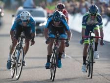 Wielerploeg VolkerWessels-Merckx in 2020 continentale formatie