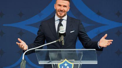 De kroon op het werk voor David Beckham: Inter Miami opent zijn stadion tegen LA Galaxy