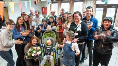 Give us a Break viert tweede verjaardag in nieuwe thuishaven MPI 't Craeneveld in Eine