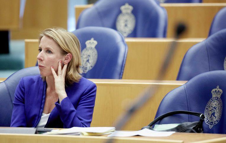 Stientje van Veldhoven: 'Het is wellicht een misverstand.' Beeld anp