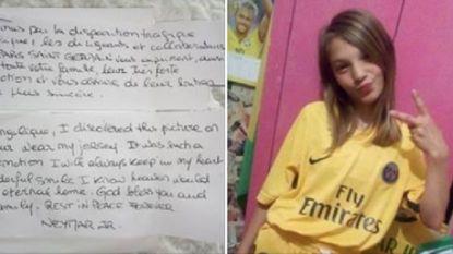 Neymar pakt uit met klassegebaar om nabestaanden van vermoord Frans en slechts dertienjarig meisje te steunen na verschrikkelijke moord