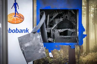 Poging tot plofkraak bij Rabobank Bozenhoven in Mijdrecht
