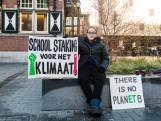 Lilly (10) staakt voor beter klimaat en stopt nog lang niet