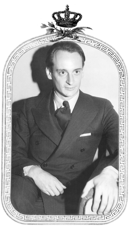 Louis Ferdinand van Pruisen (1907-1994).   Beeld Getty Images