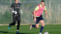 """Jakub Piotrowski is voorlopig de enige aanwinst van Waasland-Beveren: """"Ik hoop hier meer aan spelen toe te komen"""""""