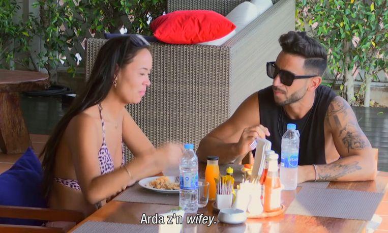 Eline & Arda Temptation Island