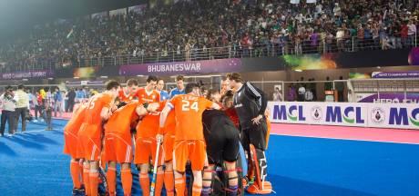 India, hart van het hockey