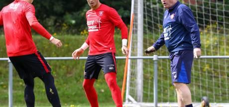 FC Twente trapt af tegen Excelsior'31