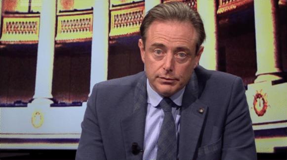 Bart De Wever in 'De Afspraak'.