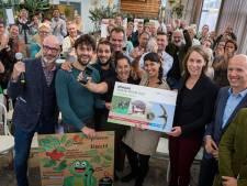 Utrechtse Steen en Groene Werkplekken winnen provinciale natuurprijs De Groene Kroon