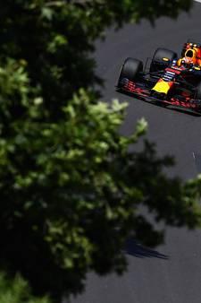 Verstappen blijft steken op P5 in Bakoe, pole is voor Hamilton