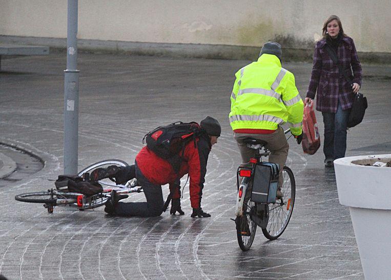 Vooral voor voetgangers en fietsers wordt het gevaarlijk.