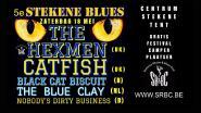 Buitenlandse kleppers op 5e editie van Stekene Blues Festival