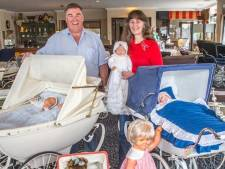Kinderwagenmuseum in Lelystad moet stoppen: 'Ontiegelijk pijnlijk om wagens kort en klein te moeten slaan'