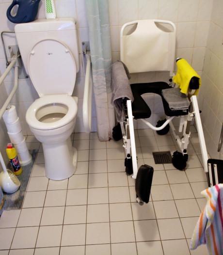 Te weinig aangepaste woningen voor gezinnen met  gehandicapt kind of ouder