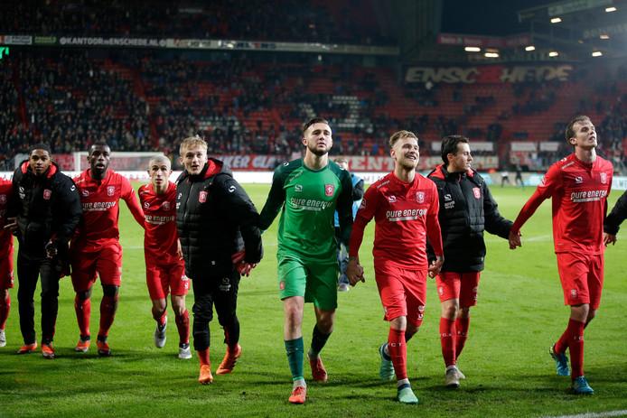 FC Twente staat bovenaan, maar lachen ze in Enschede ook het laatst?