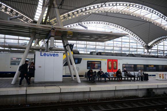 De feiten speelden zich af op het traject tussen Leuven en Tienen.