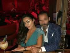 Amanda Balk terug bij ex Stavros ondanks wietschandaal