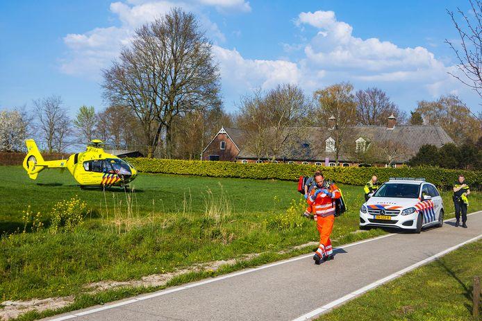 Ongeval bij Schijndel.