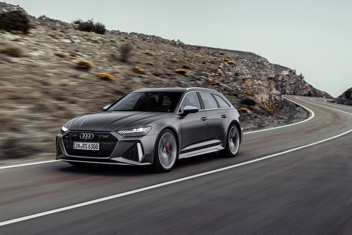 De Audi RS6 is een supercar in gezinsverpakking